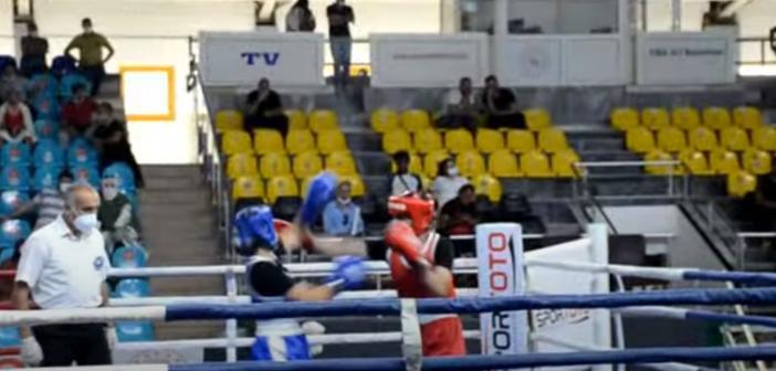 Mardinli boksör'den büyük başarı!