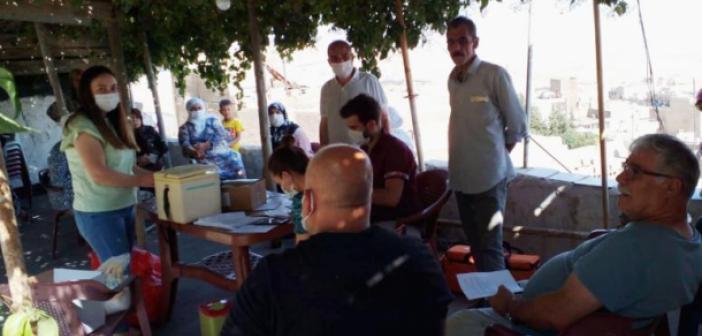 Mardinli Emeklilerden Aşı Çağrısına Destek