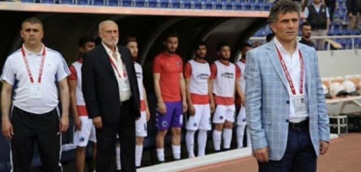 Mardinspor, yeni hocasına kavuşuyor