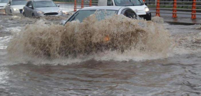 Meteorolojiden 9 il için sel ve su baskını uyarısı