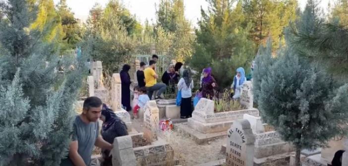 Mezarlıklarda Bayram Ziyareti
