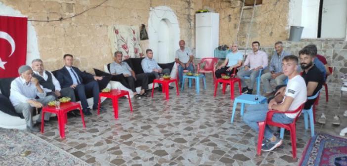 MHP'den Şehit ve Gazi ailelerine ziyaret