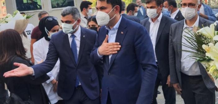 """""""Çevre ve Şehircilik Bakanı'nın Mardin'e Ziyareti Büyük Önem Arz Etmektedir"""""""