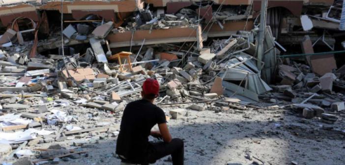 Siyonist işgal rejimi Batı Şeria'da 7 ayda 474 binayı yıktı