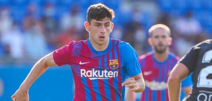 Son dakika! Flaş haber! Yusuf Demir Barcelona formasıyla ilk maçında göz doldurdu!
