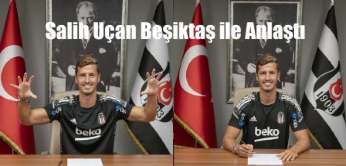 SON DAKİKA! Salih Uçan yeni takımı belli oldu! Salih Uçan hangi takıma transfer oldu, maliyeti ne kadar? Salih Uçan'ın transfer ücreti ne kadar? Beşiktaş yeni transferini açıkladı!