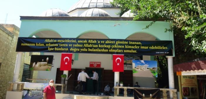 Sultan Şeyh Musa Külliyesi'nin temel atma töreni gerçekleştirildi