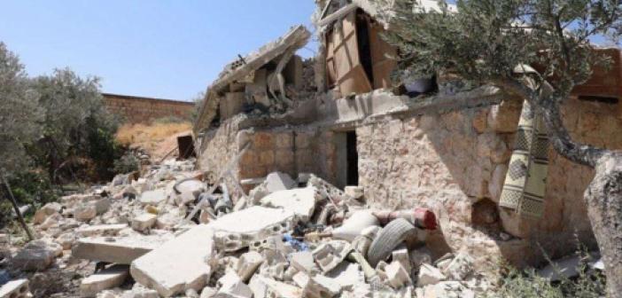 Suriye'de top atışlarında 4 kişi yaralandı