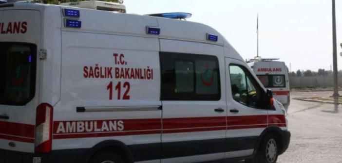 Tarım işçilerini taşıyan kamyon devrildi: 11 yaralı