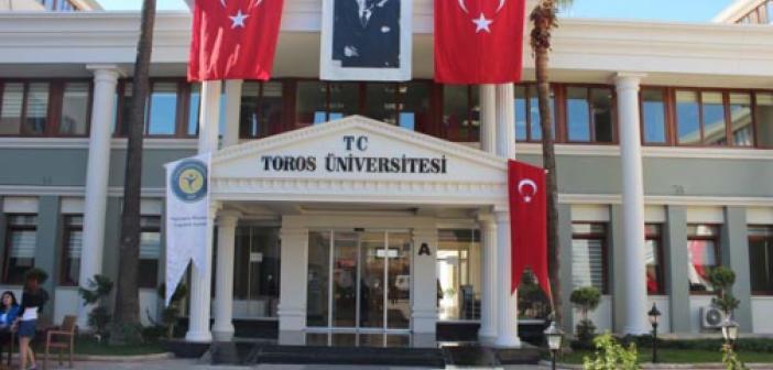 Toros Üniversitesi 2021 Taban Puanları (Son 4 Yıl) Başarı Sıralamaları