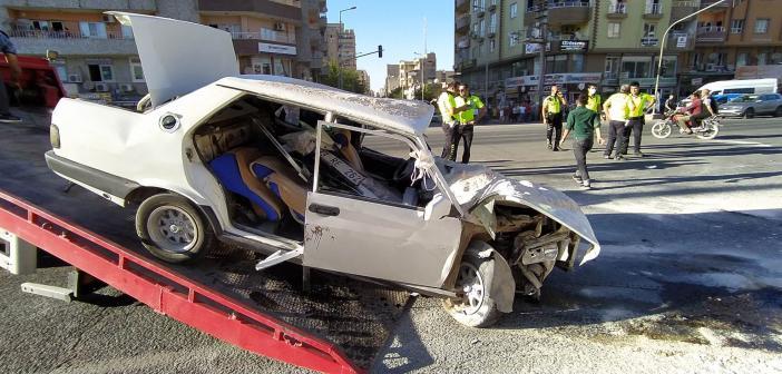 İpek yolunda feci kaza