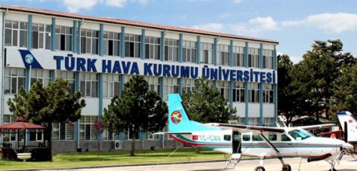 Türk Hava Kurumu Üniversitesi 2021 Taban Puanları (Son 4 Yıl) Başarı Sıralamaları