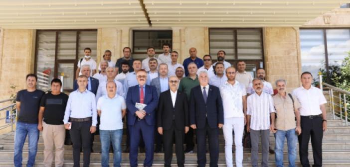 Vali Demirtaş, Mardin'de yapılan hizmetleri değerlendirdi