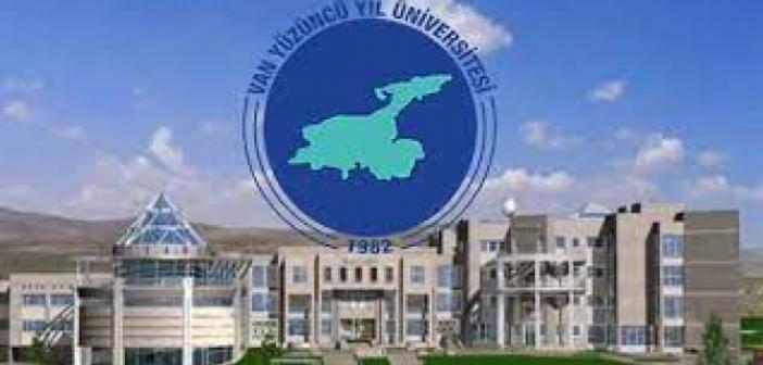Van Yüzüncü Yıl Üniversitesi 2021 Taban Puanları (Son 4 Yıl) Başarı Sıralamaları