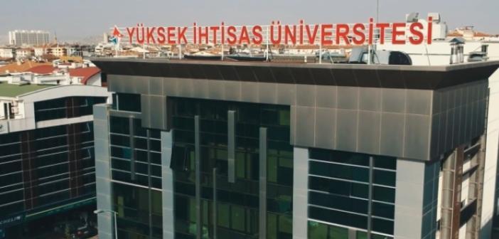 Yüksek İhtisas Üniversitesi 2021 Taban Puanları (Son 4 Yıl) Başarı Sıralamaları