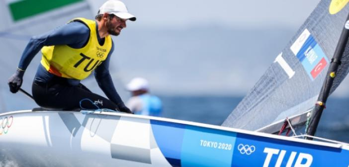 Alican Kaynar, olimpiyat 8'incisi | 2020 Tokyo Olimpiyatları
