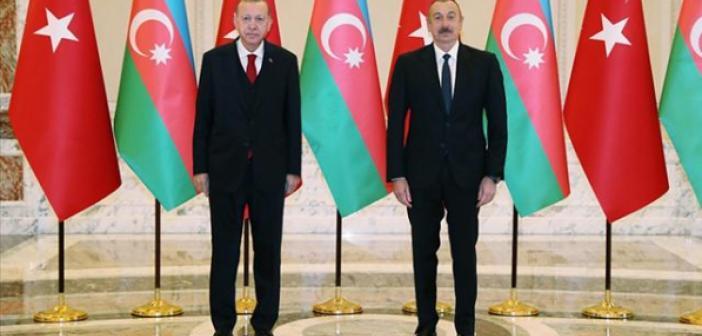 Azerbaycan Cumhurbaşkanı Aliyev'den Cumhurbaşkanı Erdoğan'a destek telefonu | 2021 Orman Yangınları