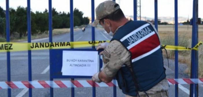 Dargeçit'te iki mahalle karantinaya alındı