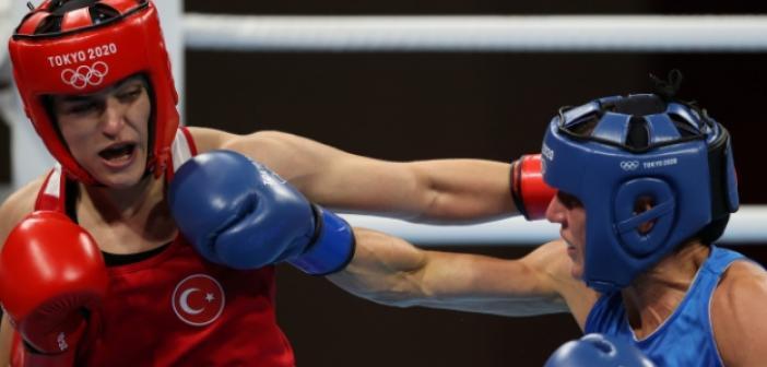 Esra Yıldız, Olimpiyatlara ve Tokyo'ya veda etti | 2020 Tokyo Olimpiyatları