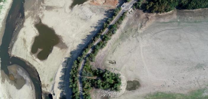 FOTO GALERİ   Büyük Riskler Kapıda! İstanbul barajlarındaki su seviyesi yüzde 58,83'e düştü