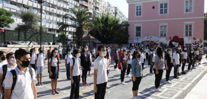 FOTO GALERİ | Okullar yüz yüze eğitime hazır! | PANDEMİ