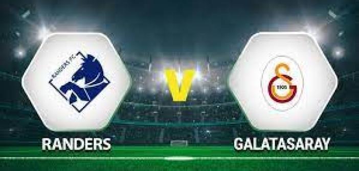 Galatasaray maçı hangi kanalda? Randers-Galatasaray maçı ne zaman, saat kaçta? Randers-Galatasaray maçı hangi kanalda yayınlanacak?
