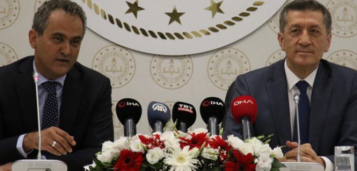 Milli Eğitim Bakanı Özer'den yüz yüze eğitim açıklaması!