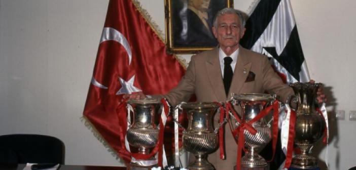 Süleyman Seba kimdir? Beşiktaş'ın efsane başkanı Süleyman Seba ölüm yıl dönümünde anılıyor!