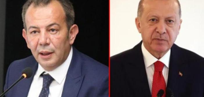 """Tanju Özcan Twiter'dan Cumhurbaşkanı Erdoğan'a çağrı: """"Avrupa sınırlarımızı 3-5 günlüğüne değil süresiz olarak açın"""""""