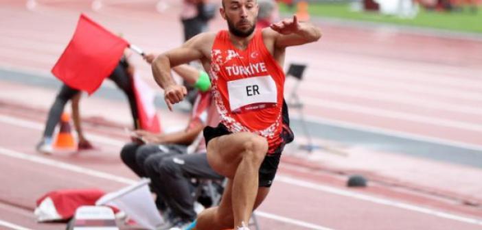 Milli atlet Necati Er, 73 yıl sonra ilki başardı! Tokyo'da milli atlet Necati Er finalde