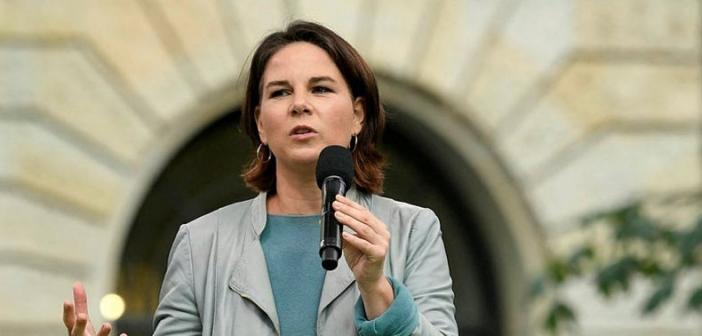 Annalena Baerbock kimdir? Almanya Başbakan adayı Annalena Baerbock kaç yaşında ve hangi partiden? .