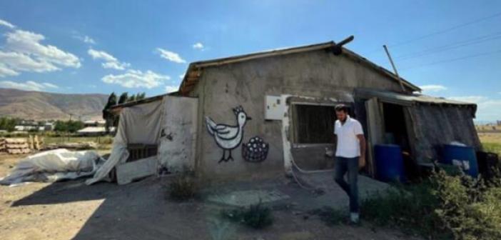 Annesini örnek aldı, 15 bin tavuklu çiftlik sahibi oldu! Günlük kazancı 14 bin lira
