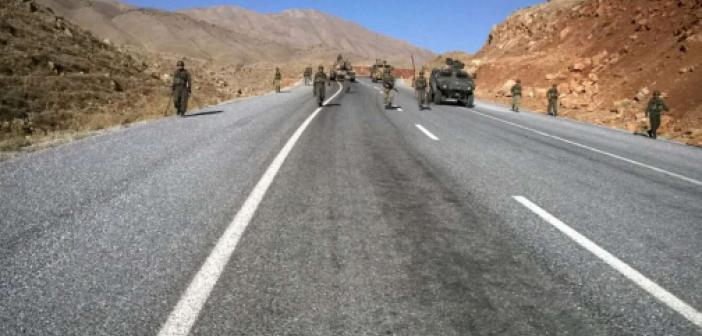 Bitlis merkeze bağlı 9 köy ve bağlı mezralarında sokağa çıkma yasağı ilan edildi