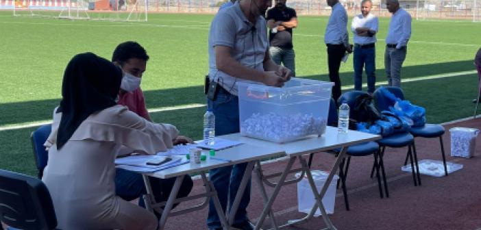 CANLI! Mardin İlçe Milli Eğitim Müdürlükleri bünyesinde çalışacak personeller kura ile çekildi