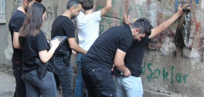 """Diyarbakır'da """"Narko Alan"""" projesi başlatıldı"""