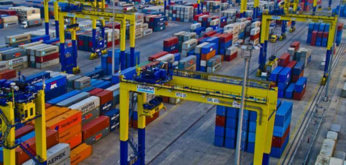 Güneydoğu Anadolu Bölgesi'nde bin 399 yabancı uyruklu firma ihracat yapıyor