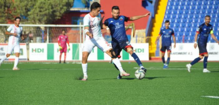 Mardin 1969 Spor 2-2 Karşıyaka