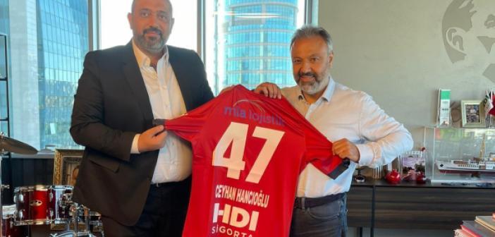 Mardin 1969 spor takımı sponsorluk anlaşması imzaladı