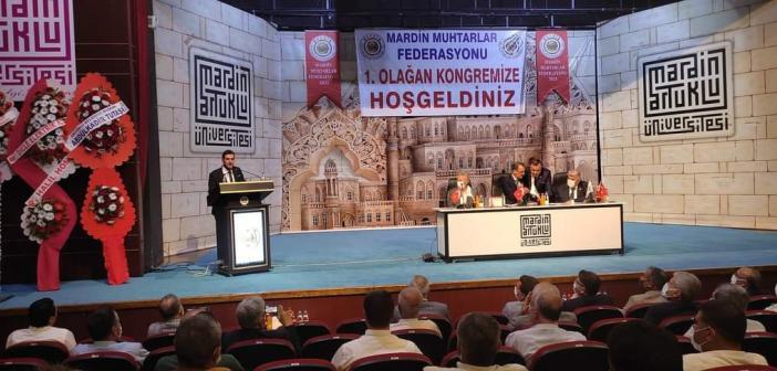"""""""Mardin il geneli için tüm gücümüzle çalışacağız"""""""