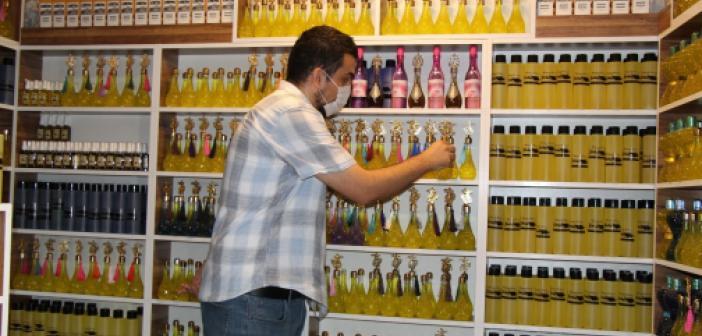 Mardin'de üretilen kolonyalar yerli ve yabancı turistlerin ilgisini çekiyor