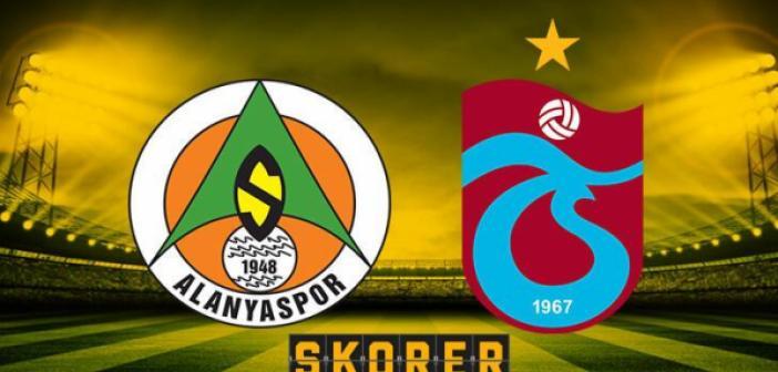 Trabzonspor Alanyaspor maçı saat kaçta, hangi kanalda? İşte muhtemel 11'ler...