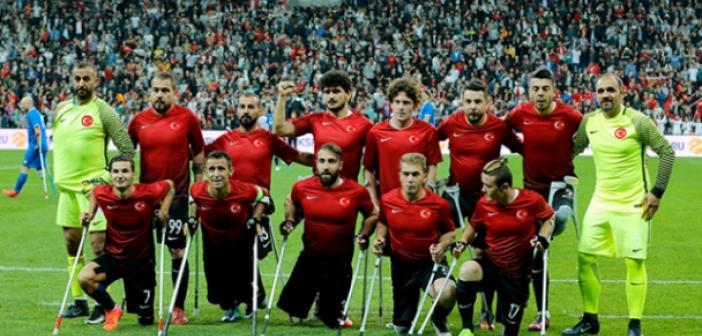 Türkiye Millî Ampute Futbol Takımı nedir? Türkiye Millî Ampute Futbol Takımı kadrosunda kimler var, başarıları ne?