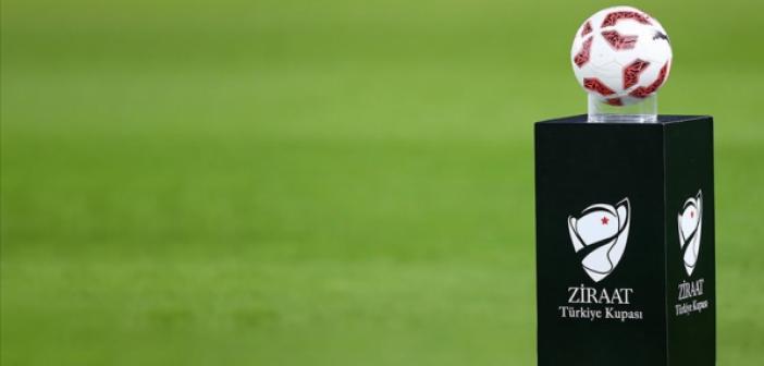 Ziraat Türkiye Kupasında bu hafta oynanacak maçlar