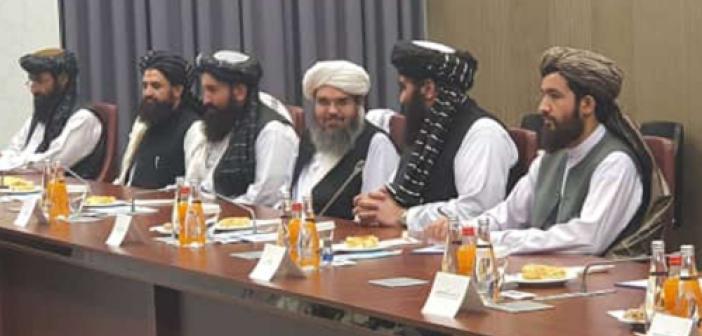 """Afganistan Dışişleri Bakanlığından Putin'in """"terör listesi"""" açıklamalarına destek"""