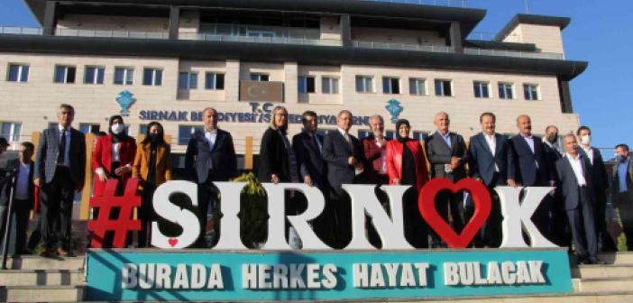AK Parti yerel yönetimler ve bölge toplantısı Şırnak'ta yapılacak