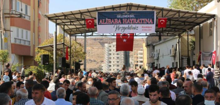 Asırlardır devam eden gelenek: Ali Baba Hayratı