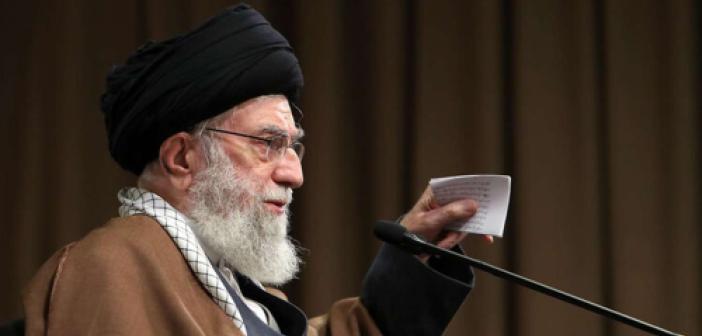 Ayetullah Hamanei: İşgal rejimiyle ilişkilerini normalleştiren ülkeler hatalarını telafi etmeli