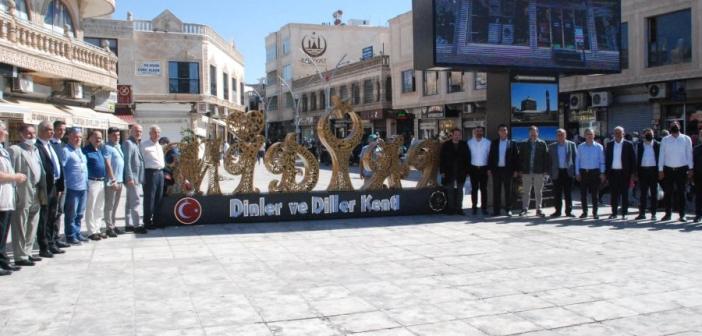 Bursa Milletvekillerinden Midyat'a Ziyaret