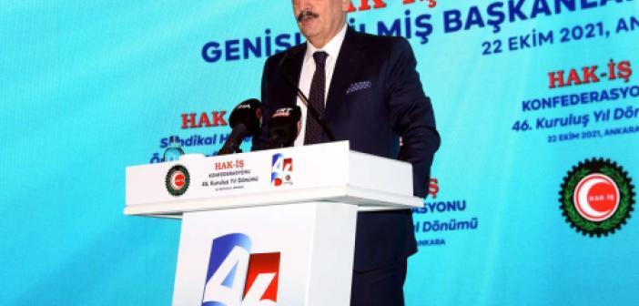 Çalışma Bakanı Bilgin: Dolar, faiz, enflasyon arasındaki sarmalı Türkiye kıracak