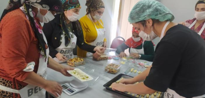 Derik Belediyesi Usta Öğretici Yetiştiriyor